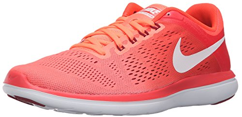 NIKE 830751-800, Zapatillas de Trail Running para Mujer Naranja (Bright Mango / White / Bright Crimson)