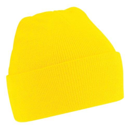 Gorro punto para de amarillo hombre MazClothing awqR6d7RPW