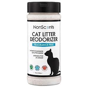 NonScents Odor Control Cat Litter Deodorizer - Professional Strength Odor Neutralizer, 16oz 34