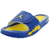 9f93a38877d7d2 Nike Jordan Hydro V Retro Men Sandals. Color  Game Royal White Varsity