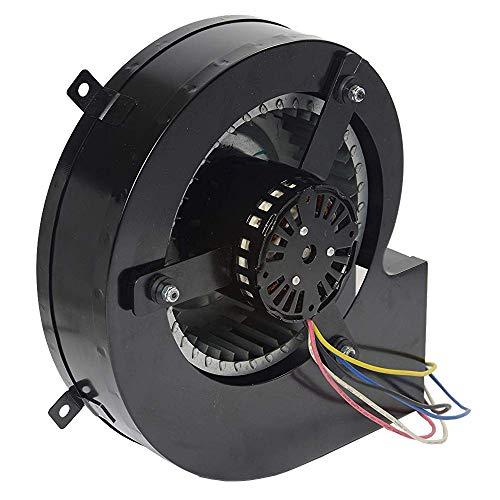 - Rectangular Permanent Split Capacitor Blower | Replaces: Dayton 1TDR2, 4C754 & Fasco B47120, 7063-5673