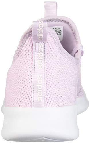 adidas Women's Cloudfoam Pure, aero Pink/White, 5.5 M US by adidas (Image #2)
