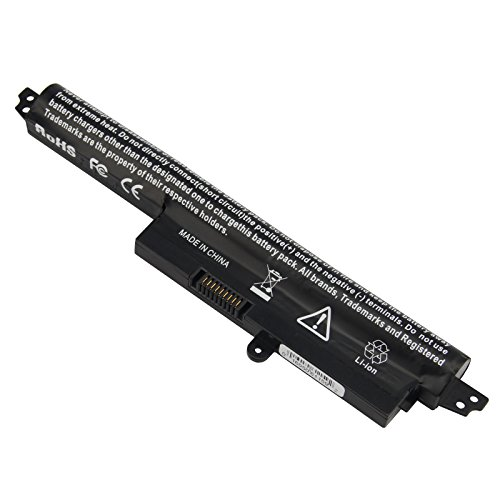 Fancy Buying Battery for Asus Vivobook X200CA X200M X200MA F200CA 11.6'' Series Notebook MA Ultrabooks A3INI302 A31N1302 A31LMH2 A31LM9H 0B110-00240100E X200CA-R1 11.1V/2200mAH by Fancy Buying