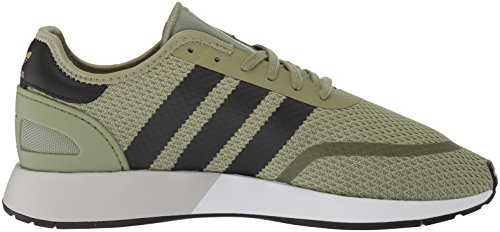 adidas Men's N-5923 Sneaker Tent Green, Carbon, Ftwr White