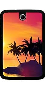 Funda para Samsung Galaxy Note 8 N5100 - Islita by nicky2342