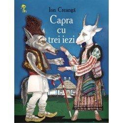 Capra cu trei iezi. Cheita de aur by Ion Creanga (2008-05-03)