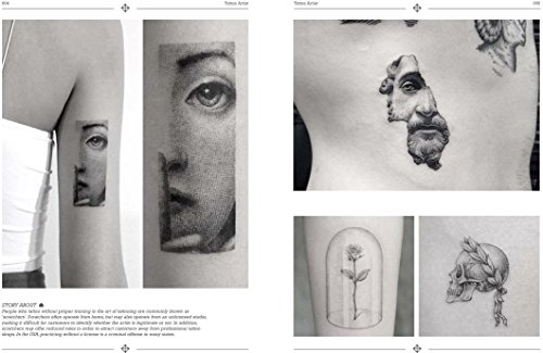 Skin & Ink Illustrating the Modern Tattoo