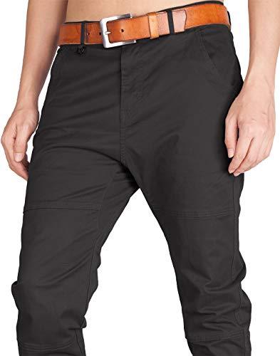 Fit Pantaloni Morn Torba Chino Italy Uomo Slim Grigio Casual Jogging xXq00TUd