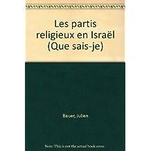 Partis religieux en Israël [ancienne édition]