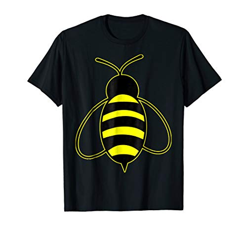 Honey Bumble Bee Bumblebee Costume T-Shirt Easy Last Minute]()