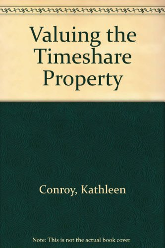 Valuing the Timeshare Property (0911780505 5760551) photo