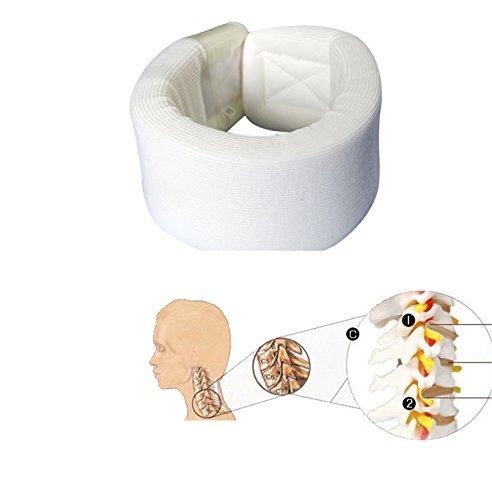 Denshine Soft Firm Foam Cervical Collar Support Neck Brace M