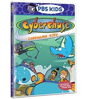 Novie Edwards Cyberchase