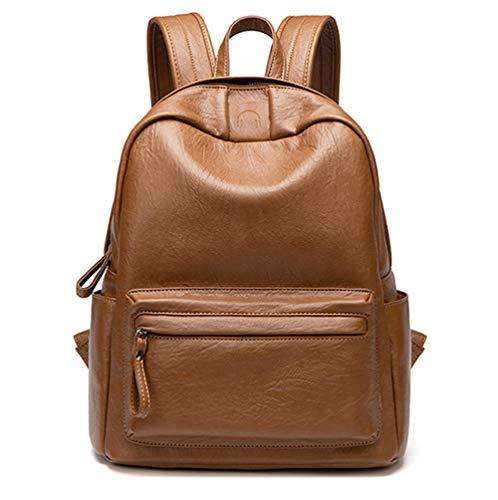 Women Backpack Purse PU Leather Antitheft Rucksack Ladies Casual Travel Shoulder Bag