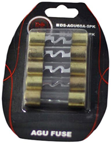 DS18 FHSAGU Round AGU Fuse Holder