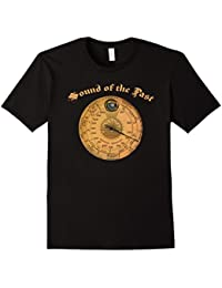 Sound of the Past Antique Radio Dial Tone T-Shirt