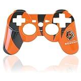 PS3 Official NFL Cincinatti Bengals Controller Faceplate