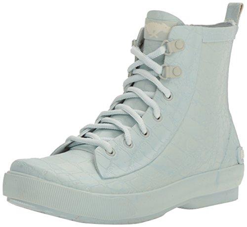Rocket Dog Women's Rainy Nevada Pu Rain Shoe, Pale Blue, 11 M US