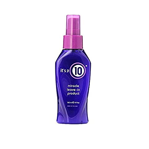 It's A 10 Miracle Leave In Product, 4-Ounces (Top Products)