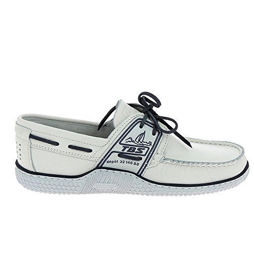 Chaussures Blanc Tbs Homme Bateau Globek aAwxq05
