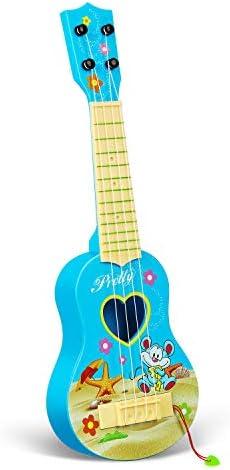 hony Kids Toy Classical Ukulele Guitar Musical Instrument (Blue)