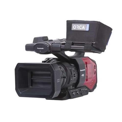 Lcd Monitor Hood (Orca OR-54 LCD Hood for Panasonic DVX-200 Camera)