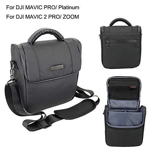 Quick Fold Series Portable Screen - Single Shoulder Oblique Span for Drone, Portable Carry Storage Shoulder Bag Handbag for DJI Mavic 2 Pro/Zoom Series Drone