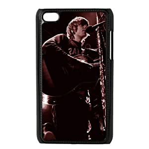 Band Pink Floyd Protective Hard Case Cover Skin for iPod Touch 4 4G 4th Generation- 1 Pack - Black/White - 6