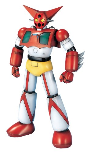 Bandai Hobby Mechanic Collection Model Getter Robo 1 Action Figure from Bandai Hobby