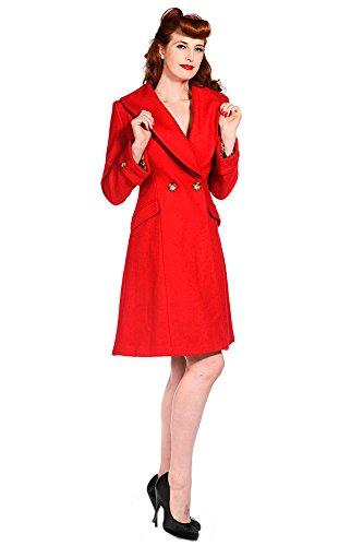 Coat Rosso Vietato Cappotto 1901 Westhome xw60p