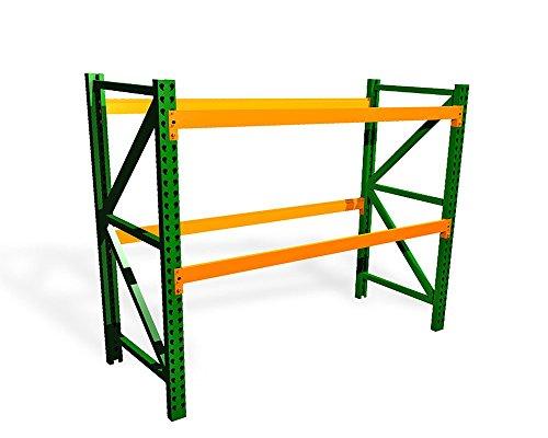 Pallet Rack Starter Kit - 4