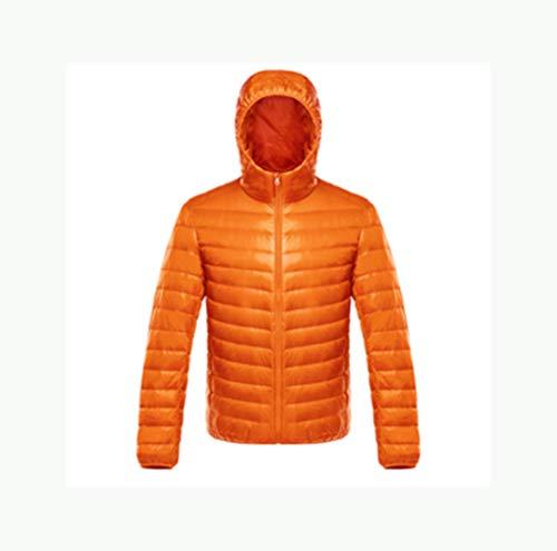 Ultra De Chauds Automne Et Manteau Costumes Des vent Blanc Pour Homme Vestons Chaud Hommes Hyvaluable Orange Duvet Coupe Manteaux Veste Hiver Canard Léger FzTnw4qxp