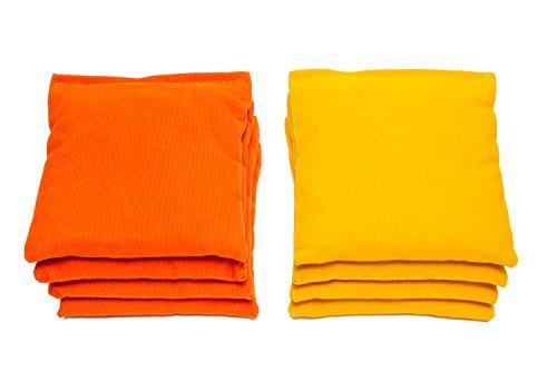 Cornhole Bags (Set of 8) by SC Cornhole - Bag Cornhole Specifications