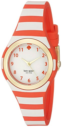 kate spade new york Women's 1YRU0771 Rumsey Analog Display Japanese Quartz Multi-Color Watch