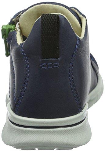 EccoECCO FIRST - Botines de Senderismo Bebé-Niñas Azul (BLACK/MARINE/MARINE59661)