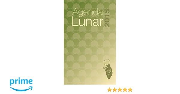 Agenda Lunar 2015 (Spanish Edition): Virginia Sanchez ...