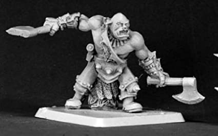 Half Ogre Warrior