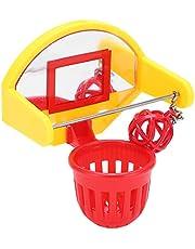 Parkiet Basketbal Speelgoed, Plastic Mini Vogel Training Speelgoed voor Intelligentie Training voor Parkiet voor Kleine Vogel voor