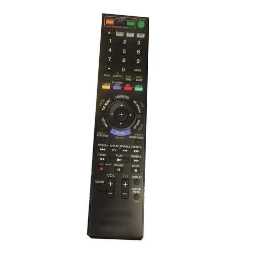 Easy Replacement Remote control RM-ADL029 rmadl029 for Sony BDV-HZ970W BDV-IZ1000W HBD-HZ970W HBD-IZ1000W 3D Blu-ray AV Home Theater System by EREMOTE