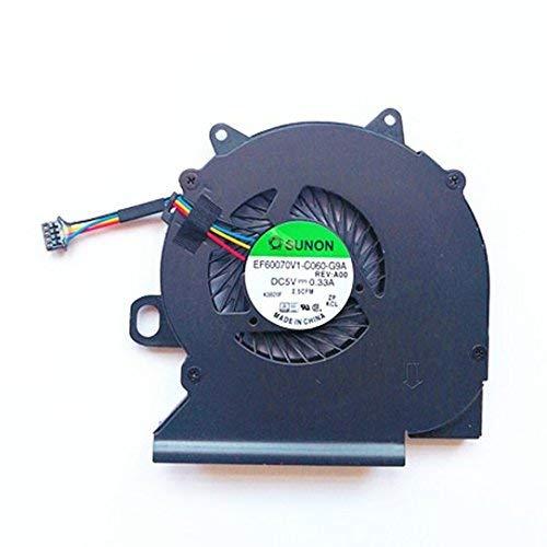 Cooler Para Dell Latitude E6330 EF60070V1-C060-G9A DC5V 9VGM