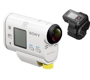 SONY Action Cam HDR-AS100VR - Cámara deportiva + reloj de pilotaje RM-LVR1: Amazon.es: Electrónica