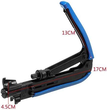 SSY-YU RG7 RG6 RG11圧縮ツールFコネクタケーブル同軸同軸クリンパーストリッパープライヤーアイ・プライヤーツール ペンチ 切断工具