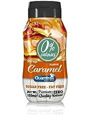 Quamtrax Gourmet Syrup Caramel - 330 ml