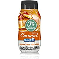Quamtrax Gourmet Syrup Caramel - 330 ml