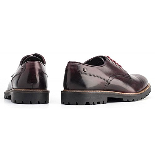 Base London Barrage - Zapatos Hombre Bordeaux