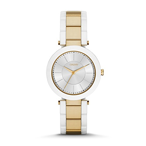 DKNY Women's NY2289 STANHOPE Gold Watch