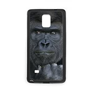 FLYBAI Monkey Phone Case For Samsung Galaxy note 4 [Pattern-2]