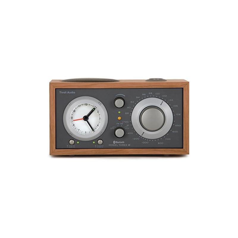 Tivoli Audio - Model Three BT AM/FM Cloc
