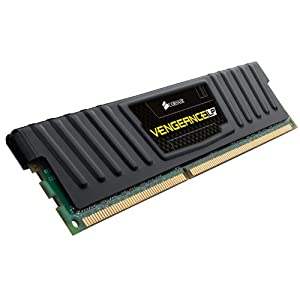Corsair Vengeance 16GB, 2x8GB, DDR3 1600 MHz PC3 12800 Desktop Memory (CML16GX3M2A1600C10)
