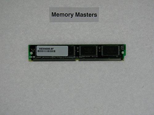 MEM4500-8F 8MB Approved Flash Memory Kit for Cisco 4500 Router (MemoryMasters)